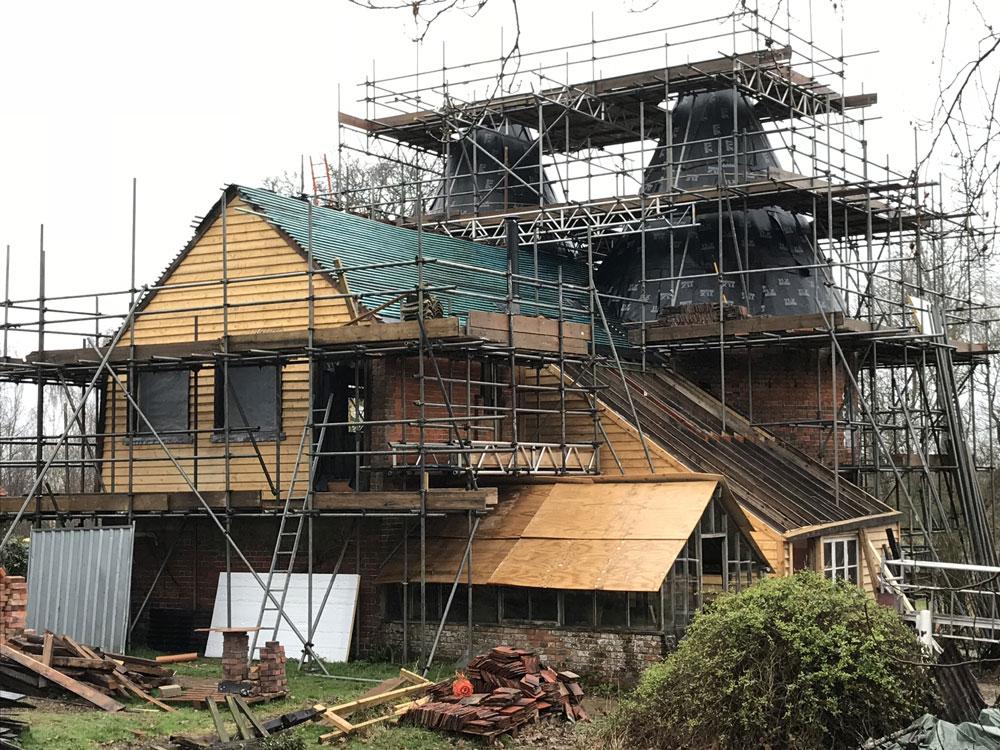 Mount Easy Oast House