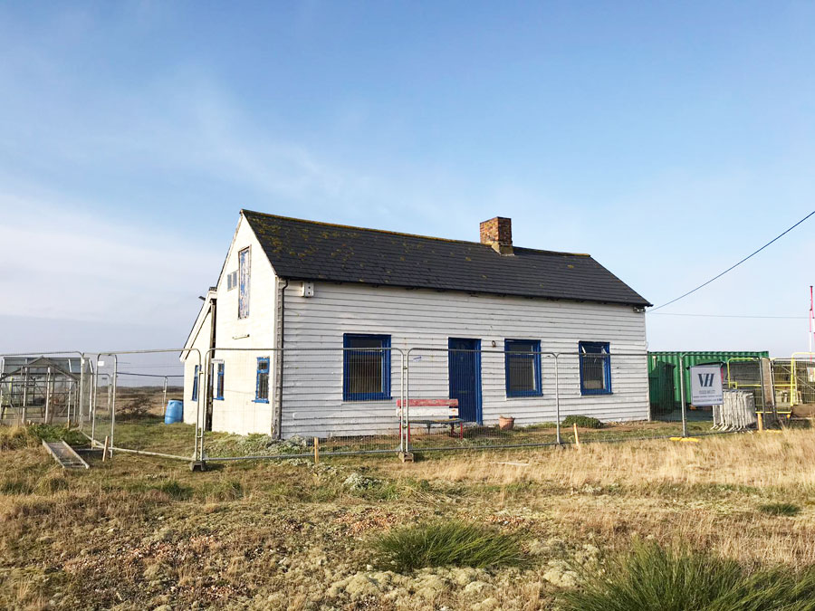 The Sea House - Dungeness